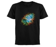 New! Space and Astronomy Black T-shirts