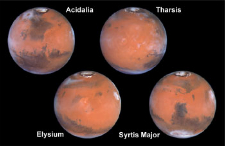 Mars 1999 Opposition Space Gifts for the perfect Space and Astronomy Christmas Gift