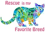 Cat Rescue is My Favorite Breed