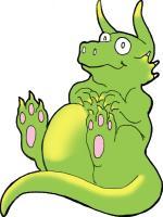 Om Nom the Dragon