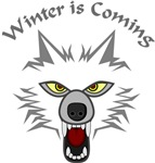 Dire Wolf Winter Coming