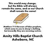Amity Hills