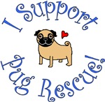 I Support Pug Rescue!