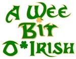 A Wee Bit O'Irish