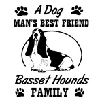 Basset Hound is family