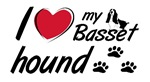 I love my Basset Hound