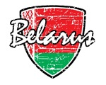 Belarus distressed Flag
