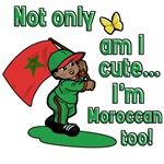 Not only am I cute I'm Moroccan too!