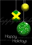 Jamaican Flag Ornament