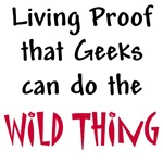 Geeks Do the Wild Thing
