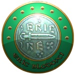Eric Bloodaxe shield