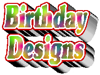 Birthday & other Occasions Designs