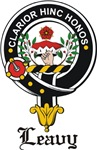 Leavy Clan Crest Badge