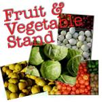Fruit & Vegetable Stand Magnets