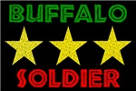 BUFFALO SOLDIER REGGAE Shirts and Gifts