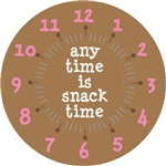 SNACK TIME t shirts and gifts
