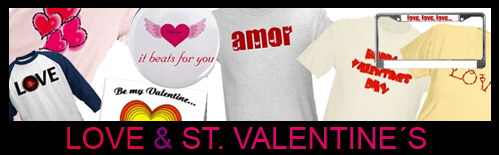Love & Saint Valentines stuff!