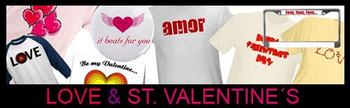 Love & Saint Valentines stuff!