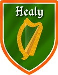 Healy Irish Crest