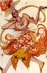 Leon Bakst The Firebird