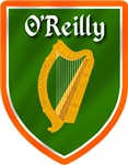 O'Reilly Family Crest