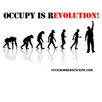 Occupy is evolution