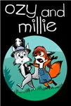 Ozy and Millie: walking and talking