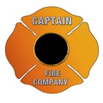 Captain of the Fire Dept Apparel and Gifts