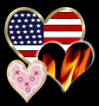 Hearts say I Love www.BonfireDesigns.com