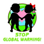 Stop Global Warming by pitching in and keeping our planet safe.
