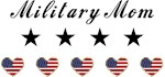 Proud Military Mom Apparel and Gifts!