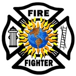 Firefighters Go Green To Save Our Planet
