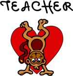 Teachers Love Kids and Monkeys