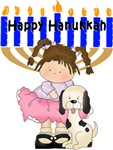 Happy Hanukkah Friends