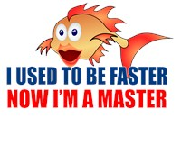 Used to be Faster t-shirts & gift