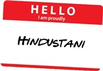 New SectionHello I am proudly Hindustani