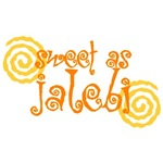 Sweet as jalebi