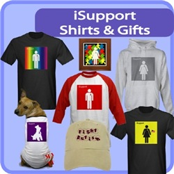 iSupport Shirts And Gifts