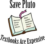 Save Pluto:  Textbooks Are Expensive