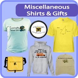 Miscellaneous Education Shirts & Gifts