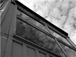 Cloudy Windows, Black and White