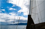 Sailing Bellingham Bay