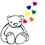 Bears Love Color