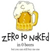 Naked in 0 Beers