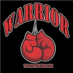 Warrior Boxing Gloves