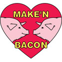 Make'N Bacon T-Shirt & Gifts