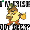 irish, got beer