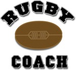 Rugby Coach T-Shirts Gifts
