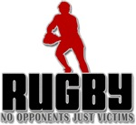 Rugby No Opponents Just Victims Shirts Gifts