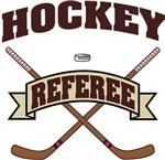Hockey Referee T-Shirts Gifts